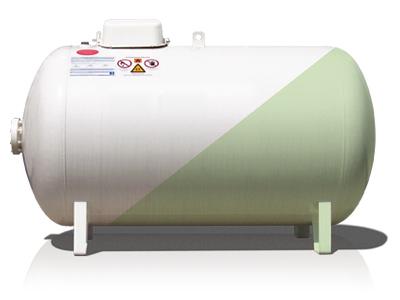 flüssiggas tank